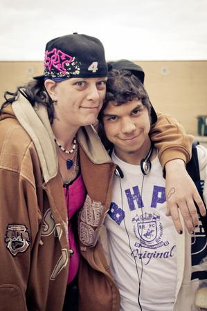 Josie and Devante